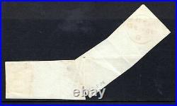 1840 1d Penny Black on Piece 24 Apr 1841 Dates Black Maltese Cross