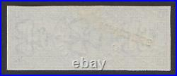 1877 £1 SG L236 imperf colour trial pale ultramarine specimen type 8