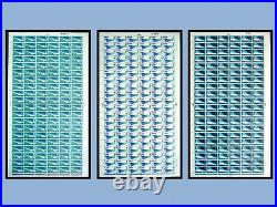 1969 Concorde set in FULL SHEETS UNMOUNTED MINT