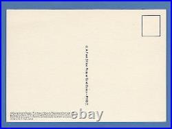 British Post Office Extremely Rare Phq Card No. 2 Inigo Jones 1973