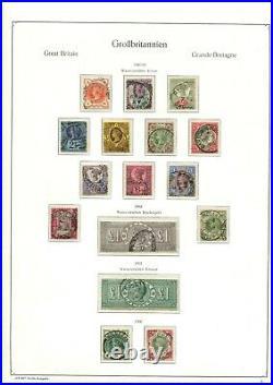 Fantastic collection Queen Victoria 1840-1901 + Officials