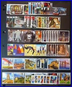 GB 2011 Commemorative Complete Year Collection 12 Sets U/M