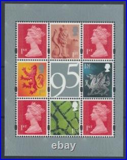GB 2021 Block 142 Hm The Queen's 95th Birthday Prestige Pane Mint Postfrisch