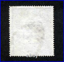 GB Queen Victoria 1878 Ten Shillings Grey-Green SG 128 (Spec. J124) VFU