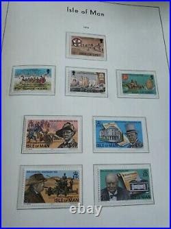 GB stamps collection