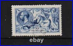 Great Britain #175a F-VF used, cat. $ 750.00