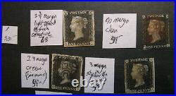 Great Britain 1840-1930 HOARD in Scott Stock Album SCV over $30K DZ