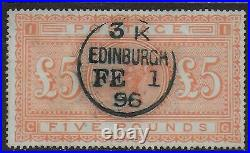 Great Britain stamps 1867 SG 137 CANC VF
