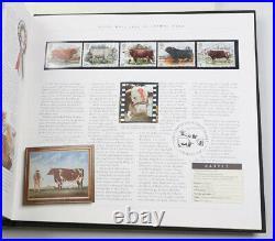 Großbritannien 1984 bis 2003 Royal Mail Special Stamps Bücher 1 bis 20 komplett