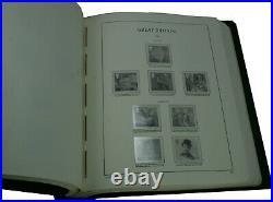 Lighthouse Luxury Great Britain Stamp Album Vol. 1 1840-1970