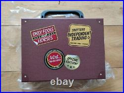 Only Fools And Horses Prestige Stamp Book Suitcase Limited Edition
