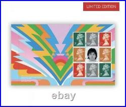 Paul McCartney Limited Edition PSB Prestige Stamp Booklet (2021)