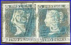 Qv Nice Used 2d Blue Pair