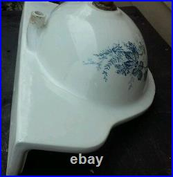 Rare Antique Sink Washbasin JOHNSON BROS ENGLAND STAMPED