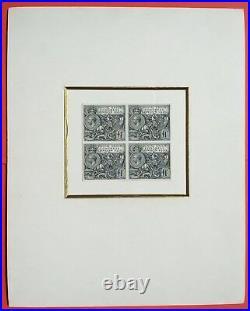 SG. 434 438. NCom5 Ncom 9. ½d £1.00. 1929 Postal union Congress