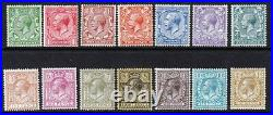 SG351-396 Royal Cypher Set UNMOUNTED MINT(391/338)