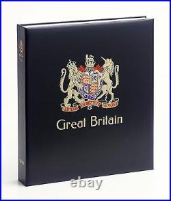 Stanley Gibbons Davo stamp album Great Britain 7 volumes 1840-2020 hingeless new